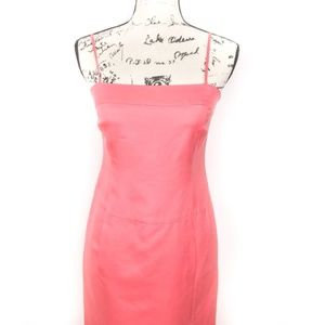 Ann Taylor Classic Pink Dress Size 2